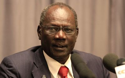 Makuei responds to U.S '100 days' criticism