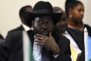Violent activities by youth will not be tolerated: Kiir