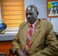 Makuei throws out covidiotic reporters from a press briefing