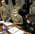 Egypt, Sudan sign military cooperation agreement