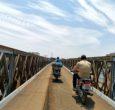 Motorists to witness continuous sluggish traffic on Juba Bridge