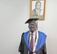 The goal-oriented man; joins university, fights for independence, graduates 40 years later at 66