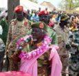 Gen. Gatwech declares self interim SPLM-IO leader, First Vice President