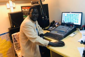 Juba Mayor's office detains a journalist for six hours